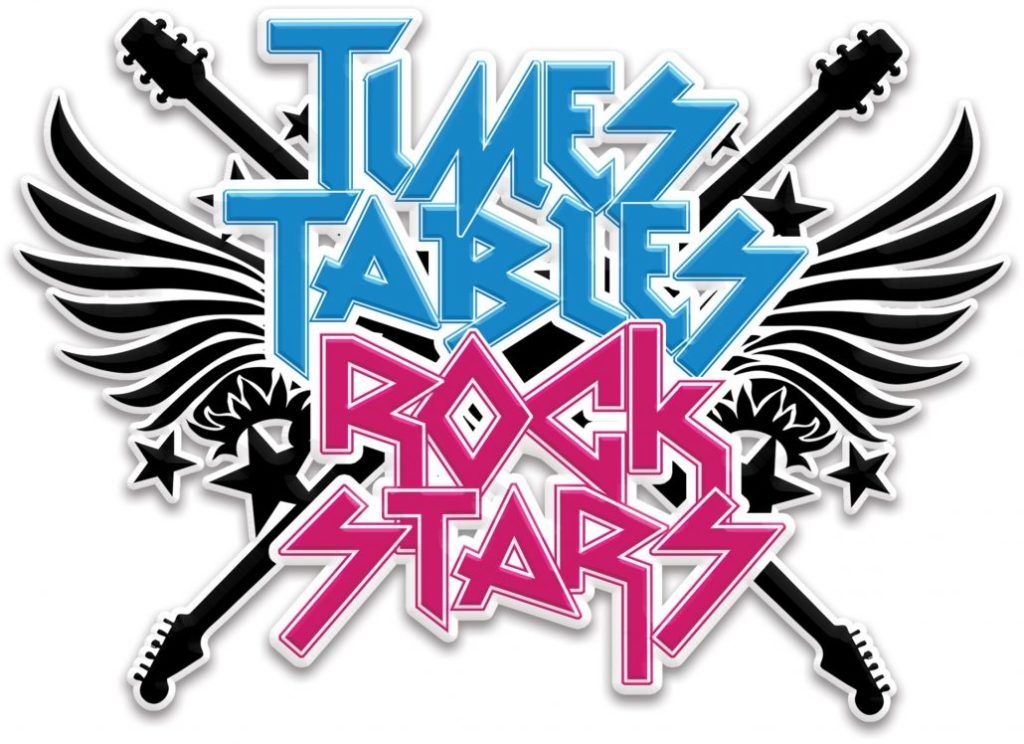 Image result for times tables rockstars logo